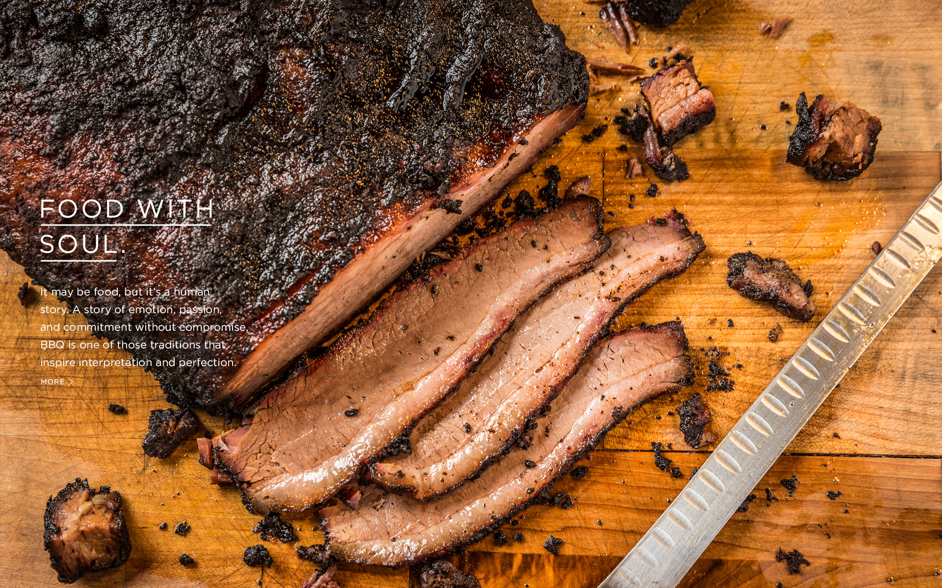 Blackwood BBQ Website