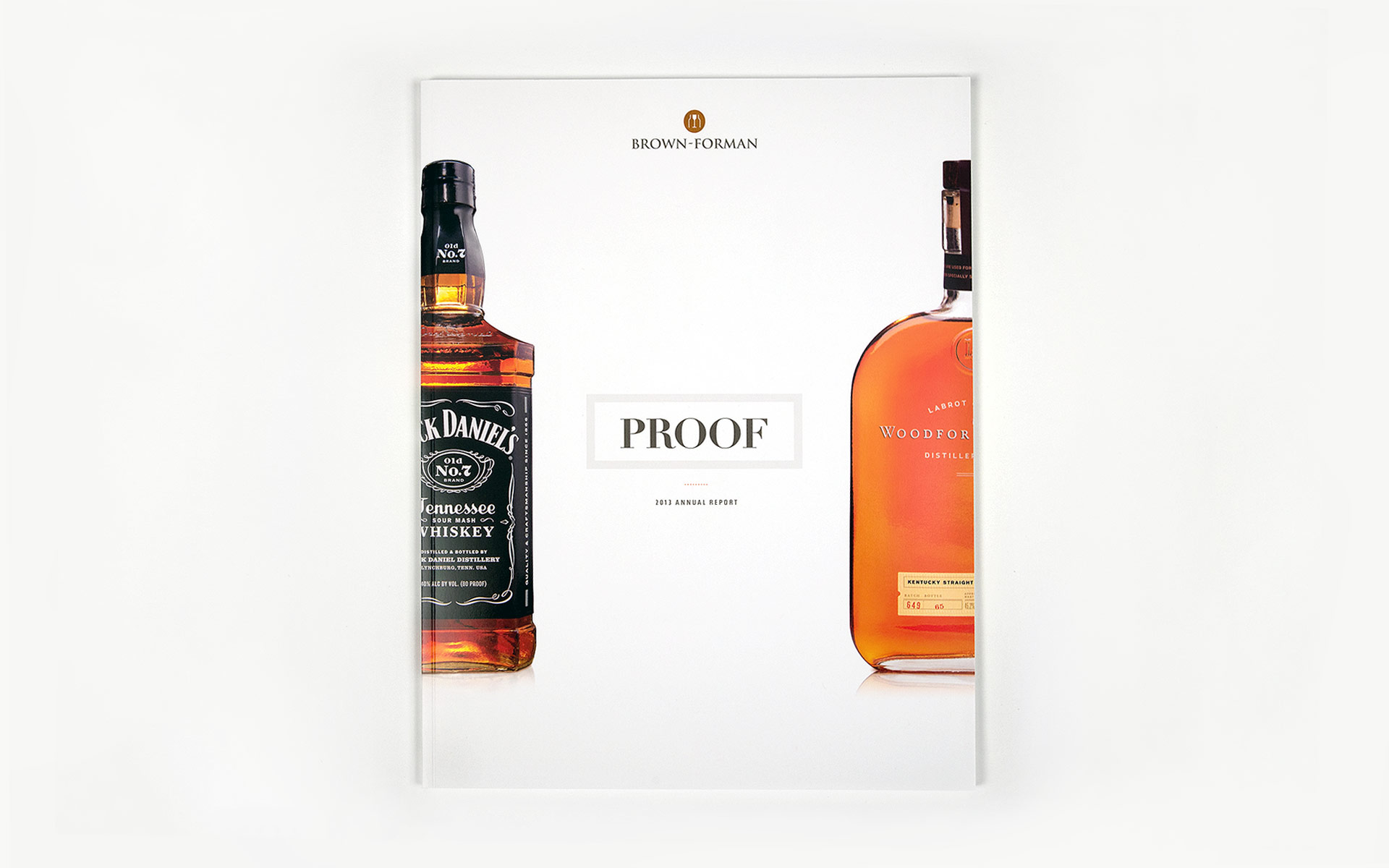 Brown Forman 2013 Annual Report
