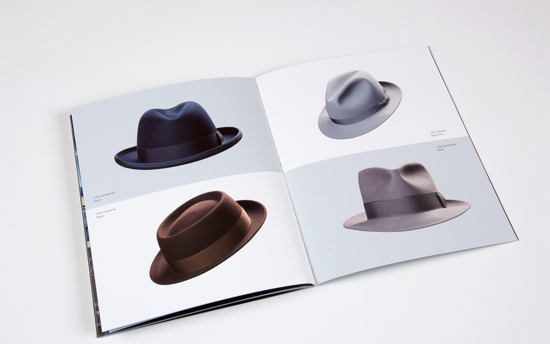 Optimo Hats - A hat will change you.