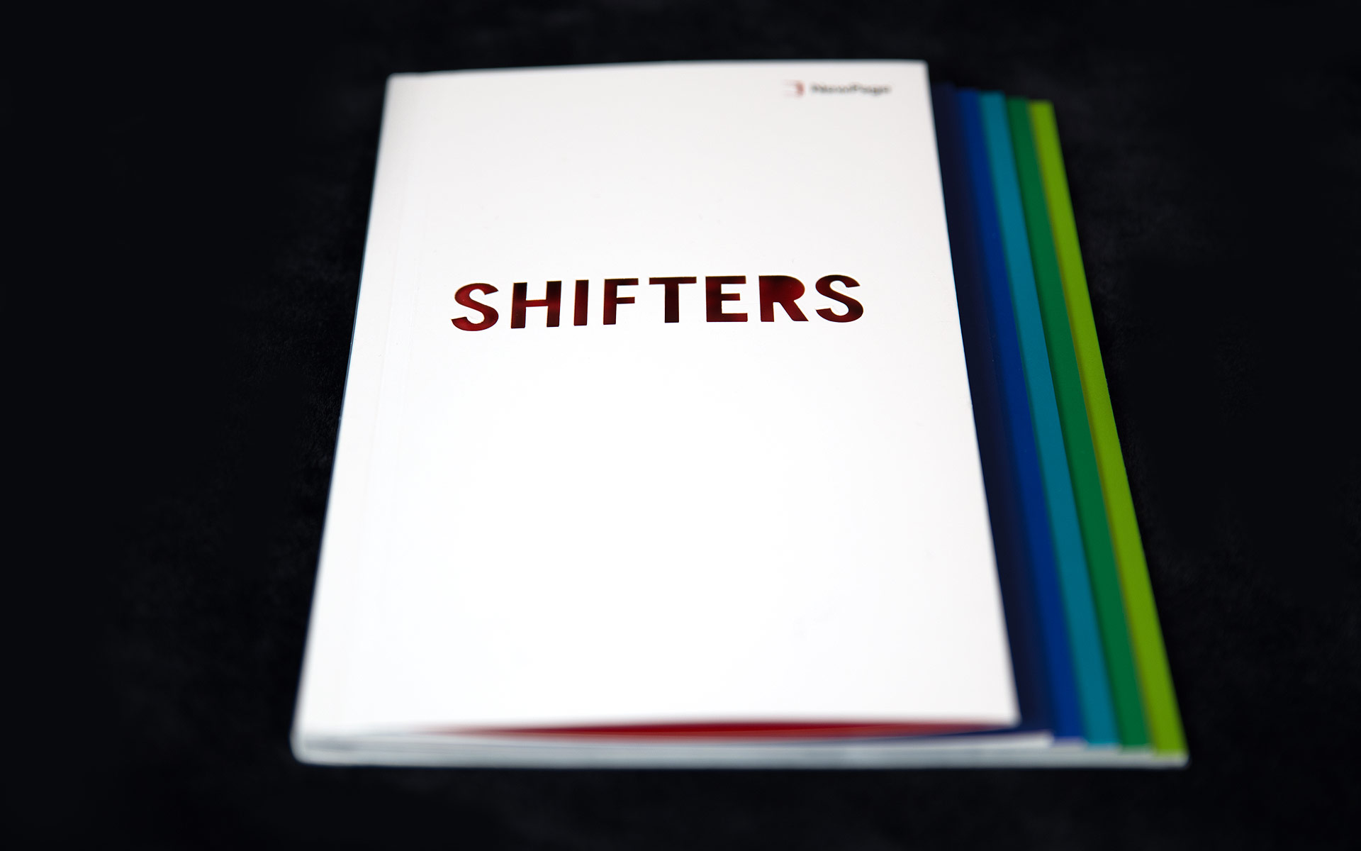 Shifters Printed Promotion