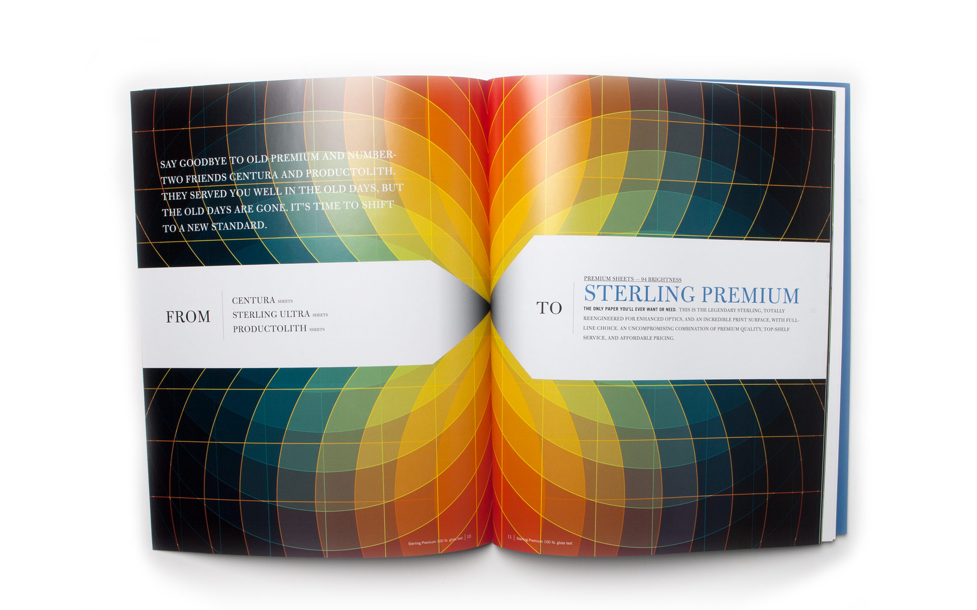 Sterling Premium Product Launch