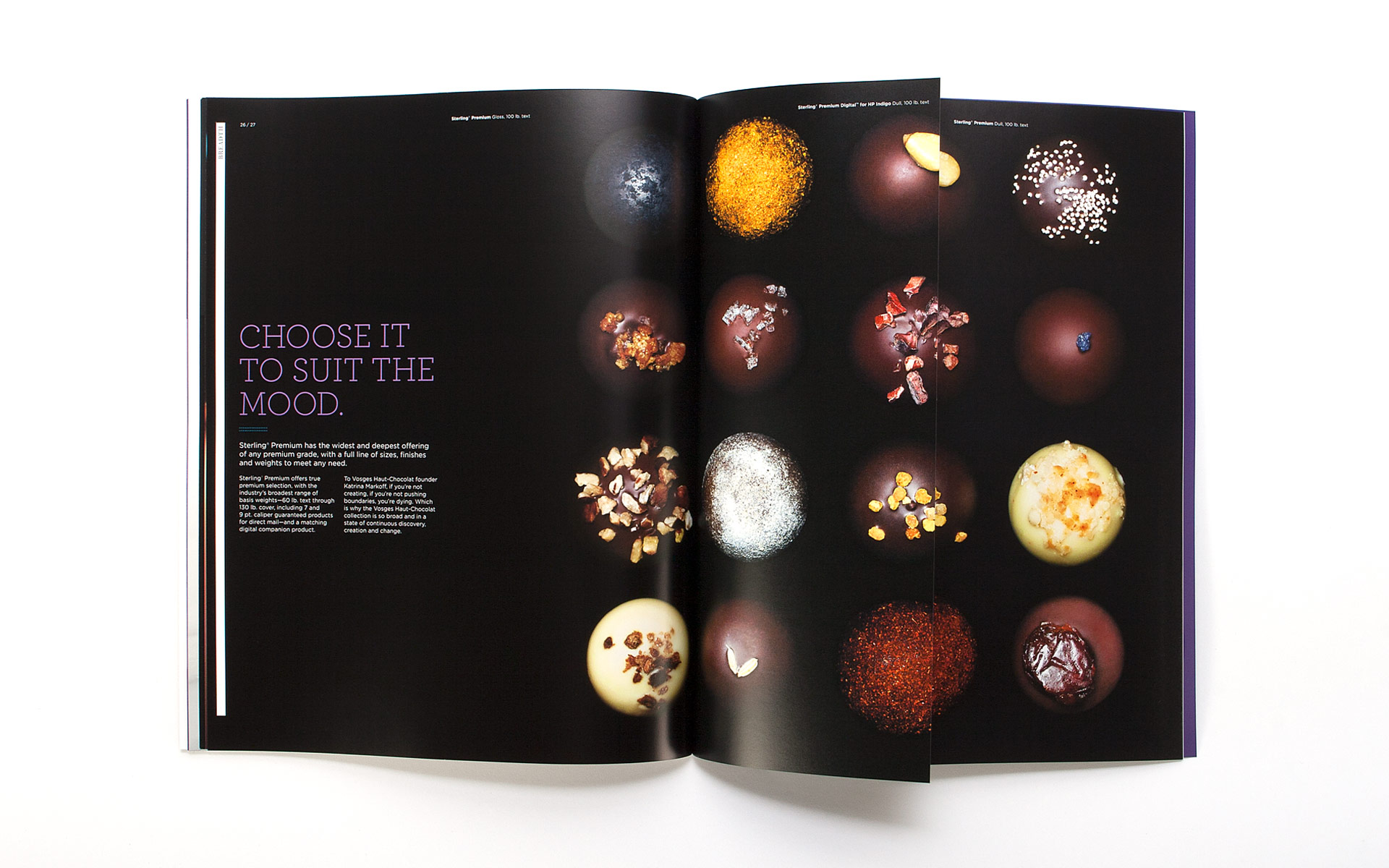 Verso Vosges SP Promotion spread 6